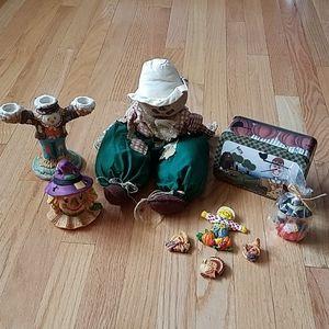 Scarecrow Party!